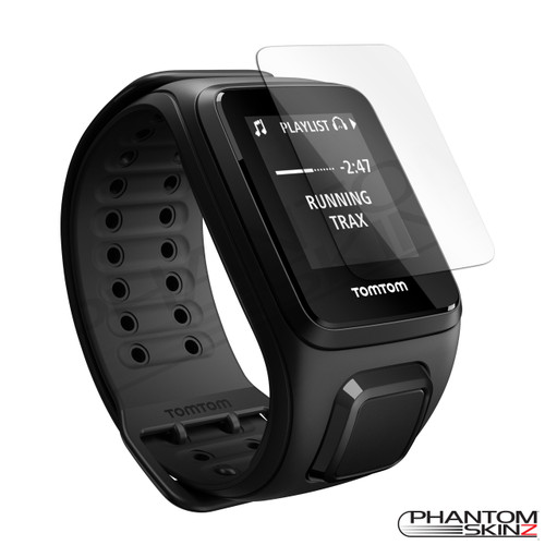 TomTom Spark Screen Protector by PhantomSkinz