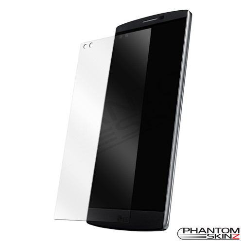 LG V10 self-healing screen protection by PhantomSkinz
