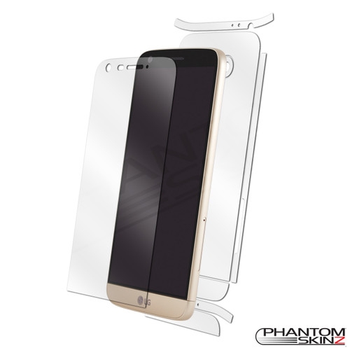LG G5 Screen Protector and Full Body Skin by PhantomSkinz