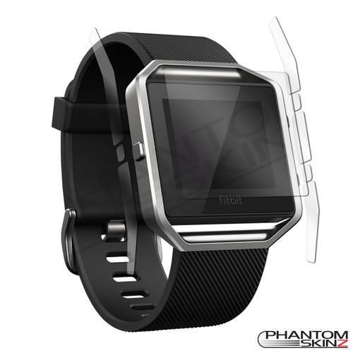 Fitbit Blaze Screen Protection by PhantomSkinz