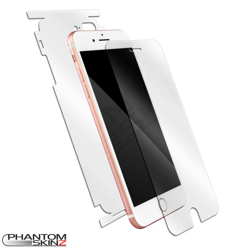 Apple iPhone 7 Plus Clear Full Body Skin by PhantomSkinz