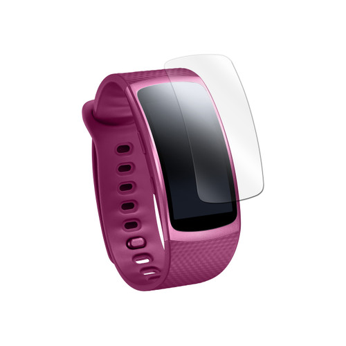 Samsung Gear Fit 2 Self-Healing Screen Protector by PhantomSkinz