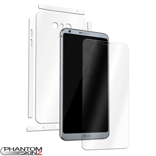 LG G6 Ultra Clear Full Body Skin by PhantomSkinz