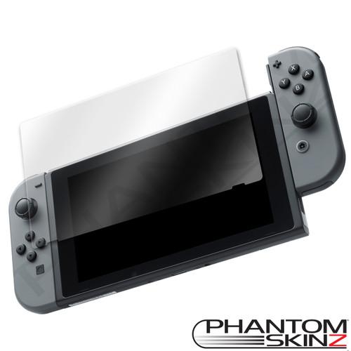 Nintendo Switch Self-Healing Screen Protector by PhantomSkinz