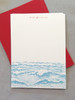 10 Nantucket Personalized Notes
