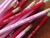 Love is all you need! Awesome pencils for my valentine this year!