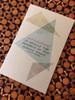 Staple-Bound Handmade Sketchbook. Eco-Friendly, 100% Recycled Notebook by Earmark Social Goods