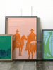 Awesome series of travel-inspired art prints by Earmark Social Goods!
