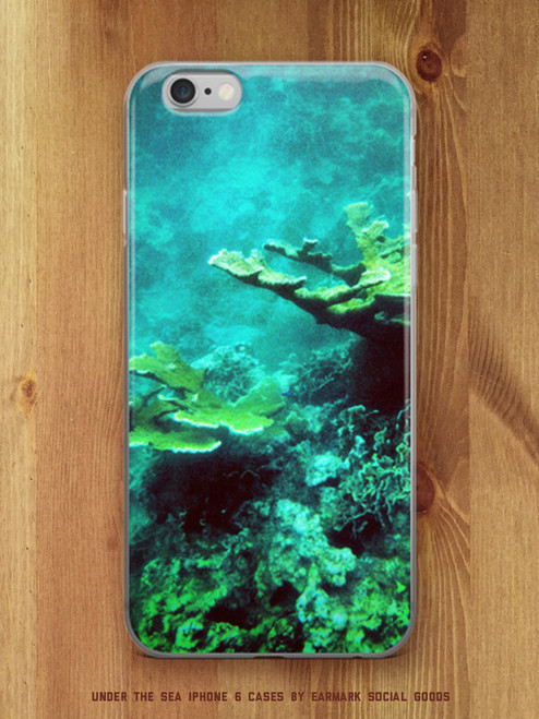 Under the Sea iPhone case