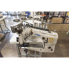 Juki MS-3580 SG0SN  Three Needle, feed off-the-arm machine (Setup with Table, Motor & Stand)