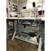 Juki DLN-5410NH Single Needle, Needle Feed (Setup with Table, motor & Stand)
