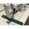 Consew 206RB-5 Single Needle Walking Foot (Setup with table, motor & stand)