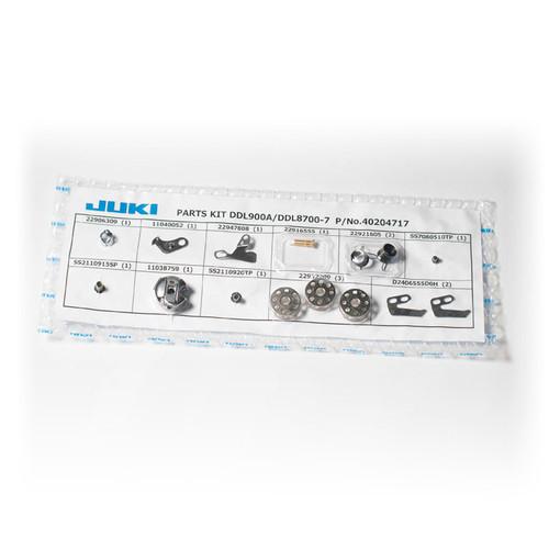 Juki Spare Parts Kit P/No. 40204717 (DDL-900A/DDL-8700-7)