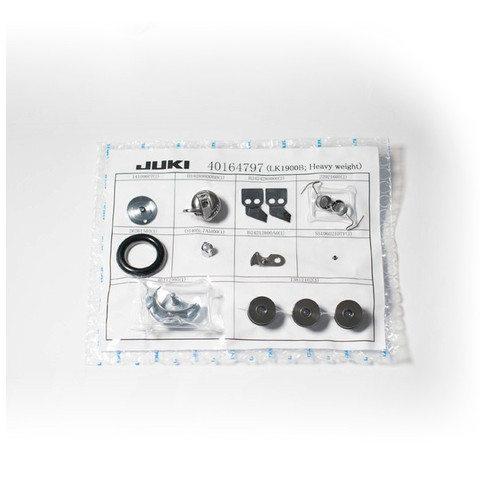 Juki Spare Parts Kit P/No. 40164797 (LK1900B; Heavy weight Series)