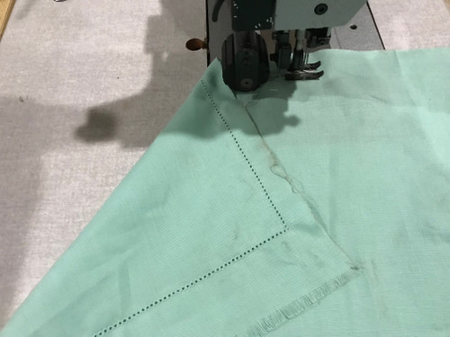 Cornely hemstitch (with table motor & stand)