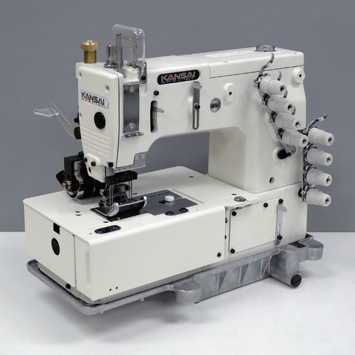 Kansai Special DLR Series Chain-stitch Sewing Machines