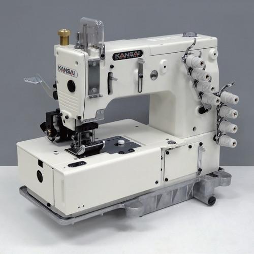 Kansai Special DLR Series Chain-stitch Sewing Machines