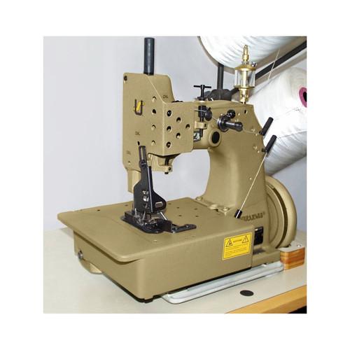 81200CZ124 (Sewing machine head New in MFG Box) Tight curve 3 thread Carpet Serger