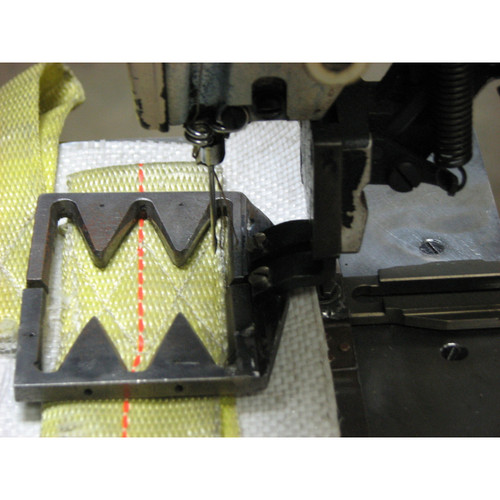 Used Juki LK-980 Tacker type WW  (With table, motor & stand)