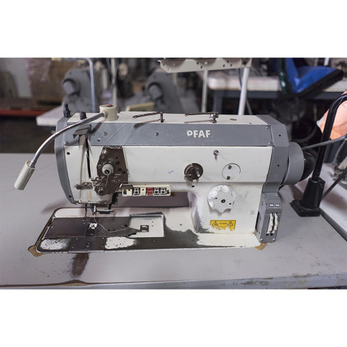 (Used As Is) PFAFF 1425-7 (Complete with Table, Motor and Stand)