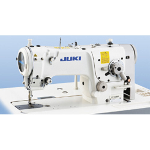 Juki LZ-2280AB (Mechanical Version) High-speed, Single Needle, Lockstitch, Zigzag Stitching Machine (Setup with Table, motor & Stand)