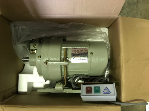 CSM-17D (3/4HP, 110/220V, 3450 RPMs) New in MFG Box