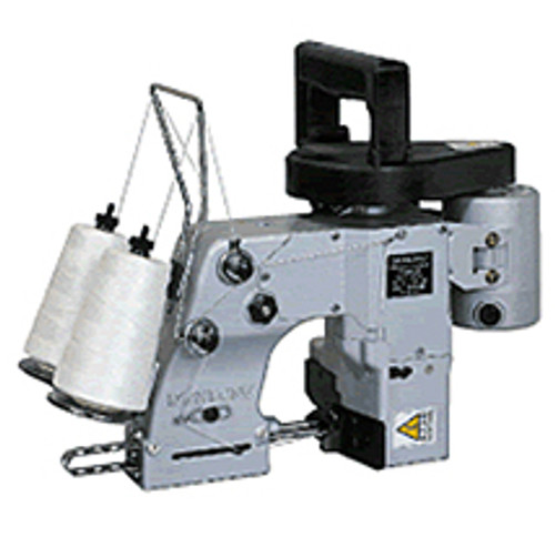 NP-3II, Single needle 401 stitch type dual thread 110v bag closing machine (New in MFG Box)