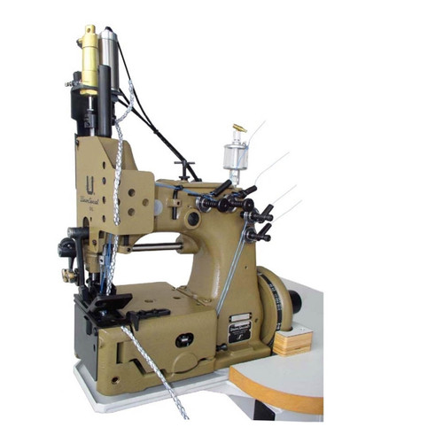 80700CD4 (New Sewing Machine Head & Thread Stand Only In MFG Box) Heavy Duty Bag Making Machine