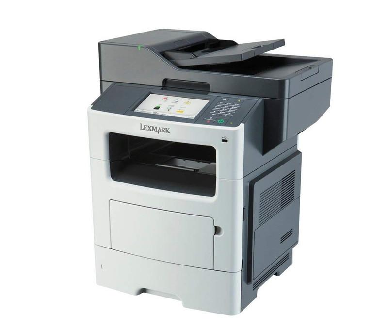 Lexmark MX611de - multifunction printer - Black & White
