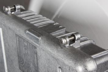 JE-250 S2C Outdoor weatherproof enclosure with stay-put screws
