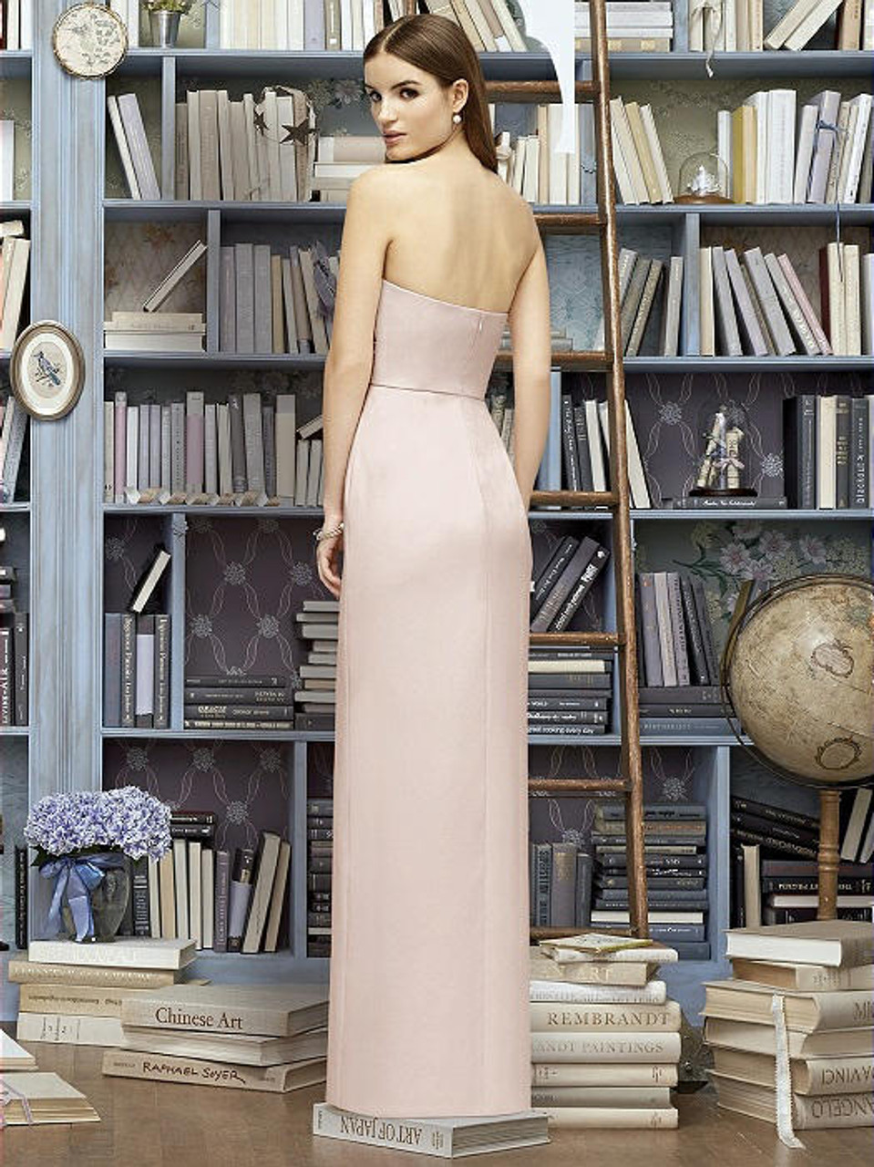 Lela Rose Bridesmaid Style LR221 - Crepe
