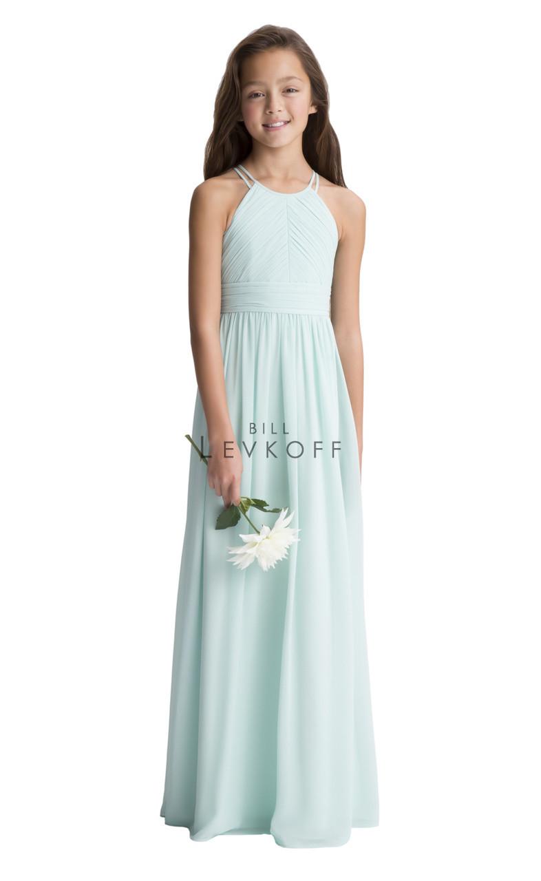 Bill Levkoff Junior Bridesmaids Style 116102 - Chiffon