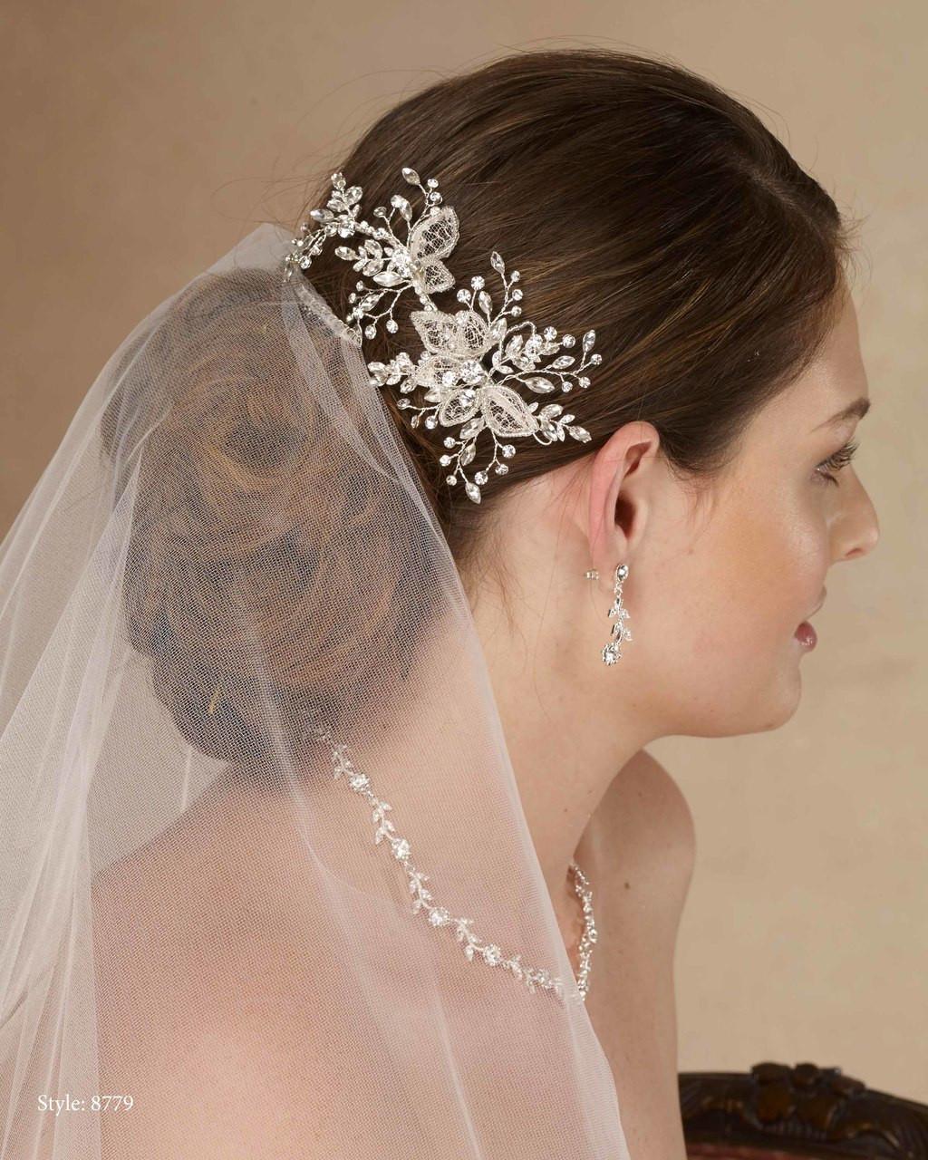 Marionat Bridal Headpieces 8779