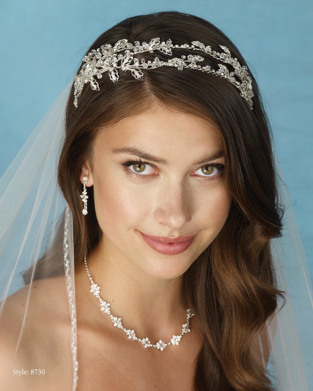 Marionat Bridal Headpieces 8730