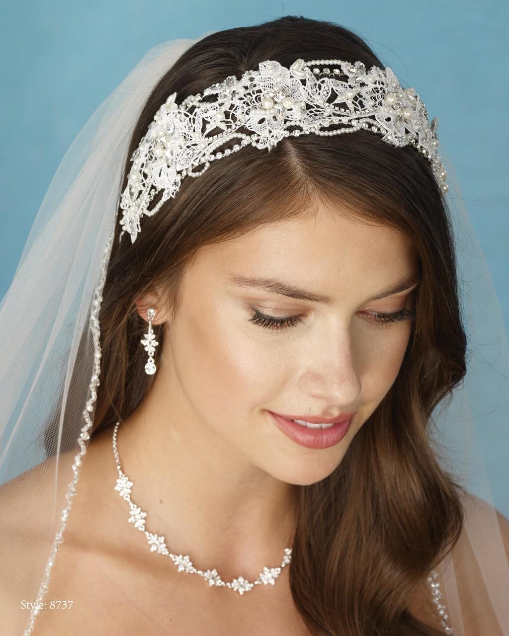 Marionat Bridal Headpieces 8737