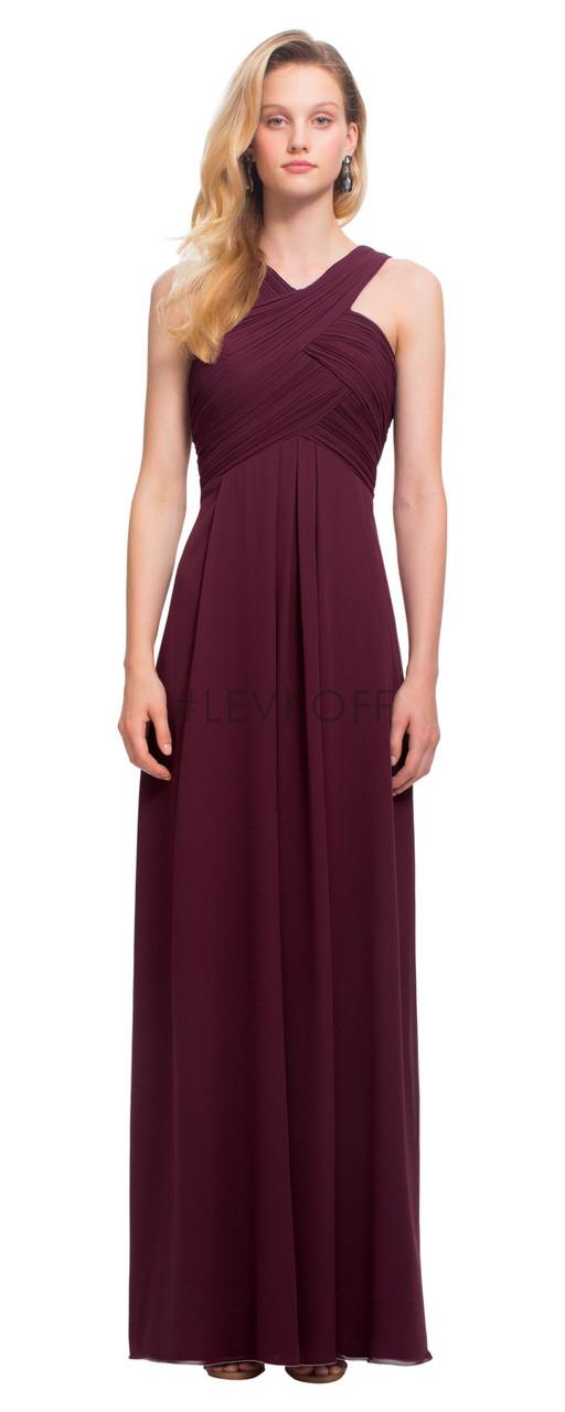 #LEVKOFF - Bill Levkoff Bridesmaid Dress Style 7016 - Chiffon