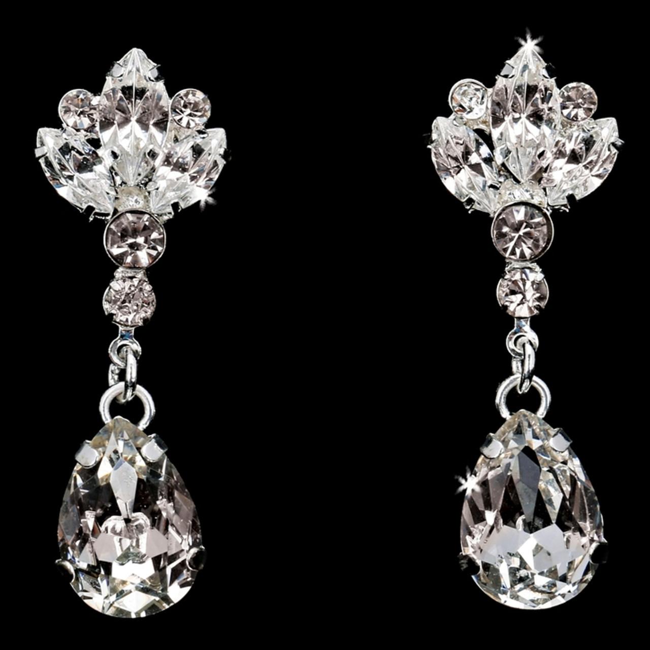 En Vogue Bridal Style E1872 - Bridal Earrings