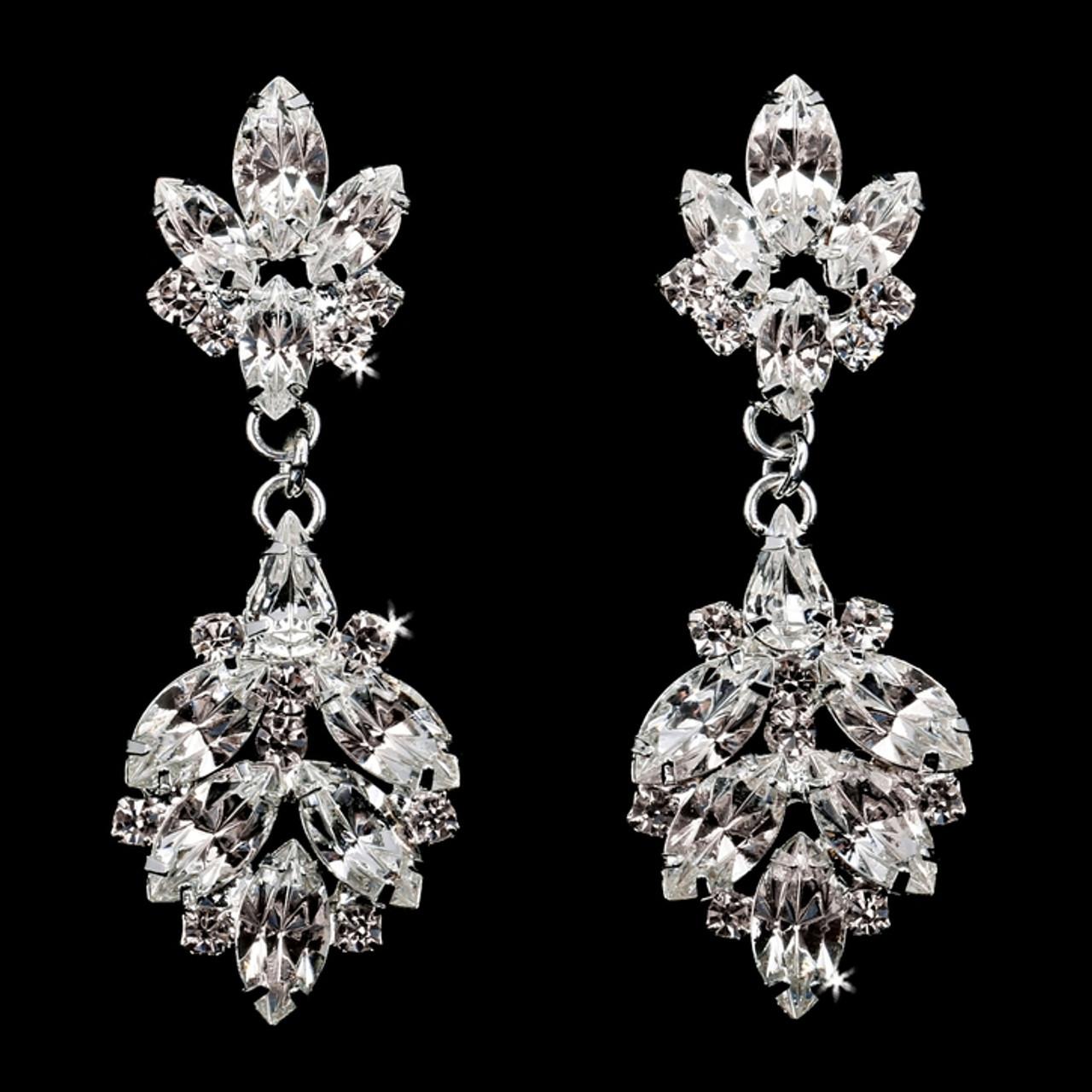 En Vogue Bridal Style E1873 - Bridal Earrings