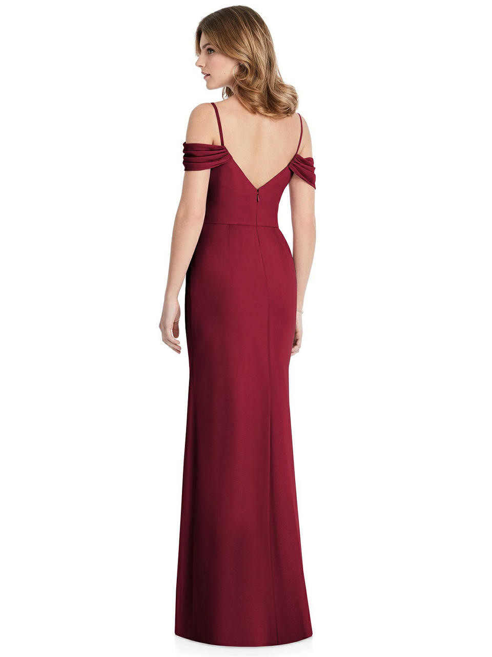 After Six Bridesmaid style 1517 - Lux Chiffon