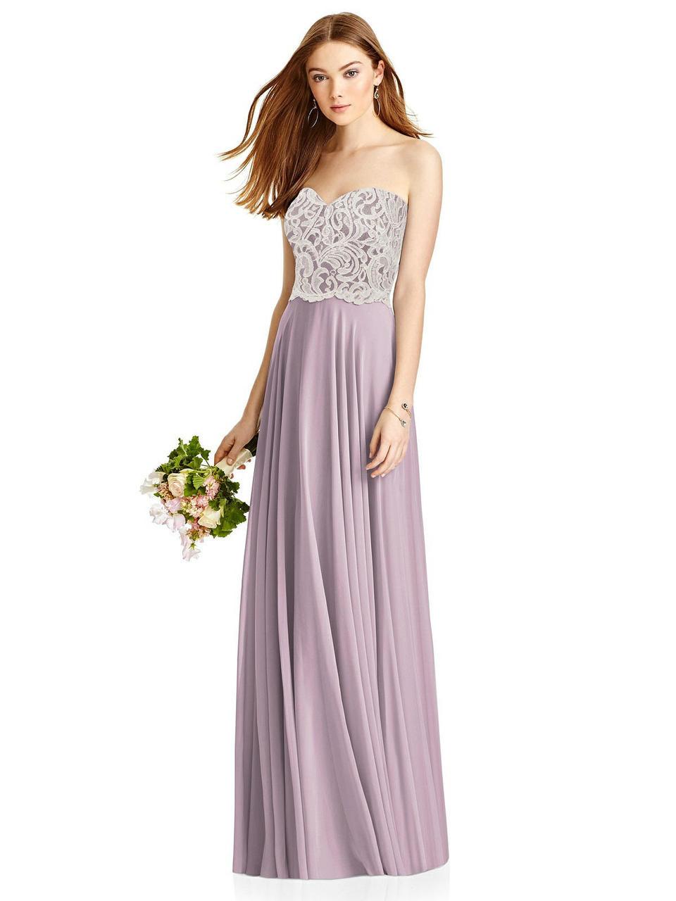 Studio Design Shimmer Bridesmaid Dress 4504
