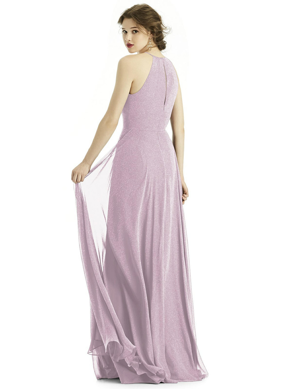 After Six Bridesmaid style 1502LS - Lux Chiffon