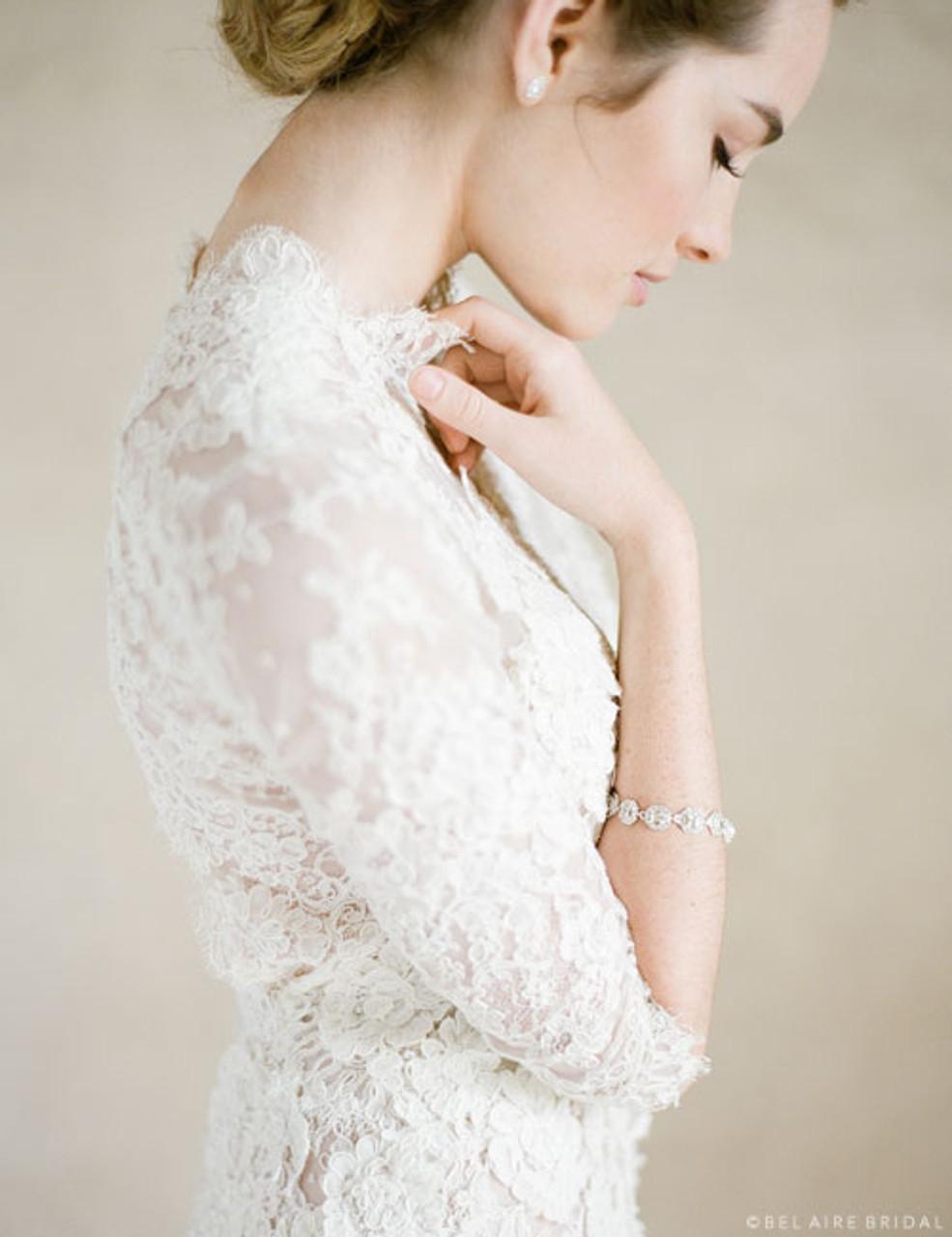 Bel Aire Bridal Bracelet BC134