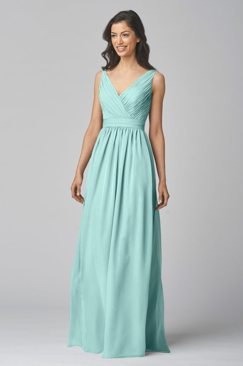 Wtoo Style 905 by Watters Bridesmaid Dress - Inna Chiffon