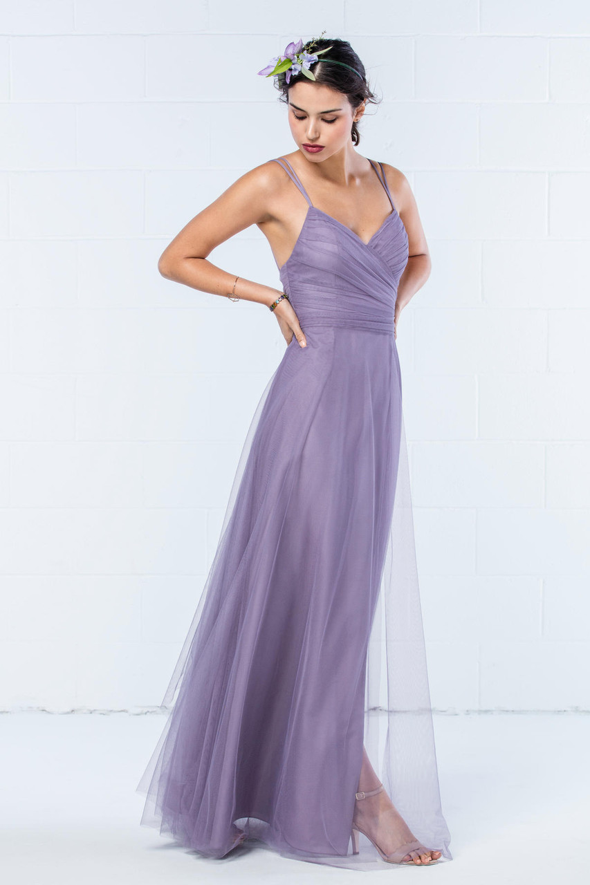 Wtoo Style 344 by Watters Bridesmaid Dress - Bobbinet  Tulle