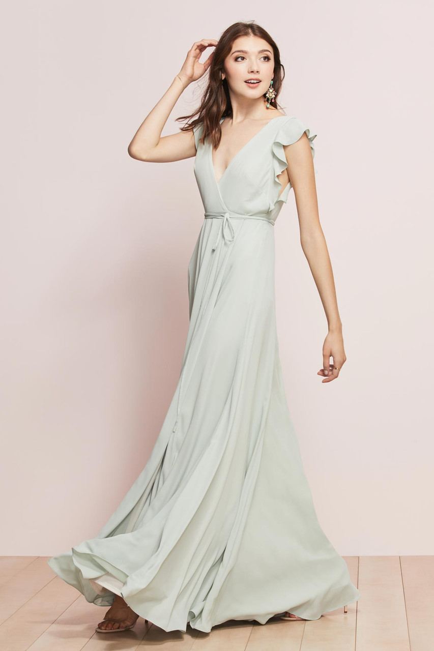 Wtoo Style Franklin 750 by Watters Bridesmaid Dress - Melody Georgette