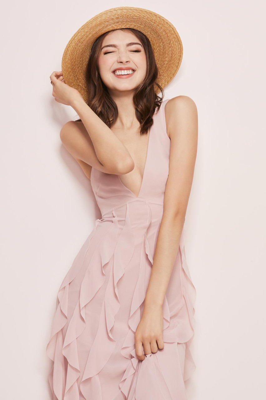 Wtoo Style Hadley 710 by Watters Bridesmaid Dress - Inna Chiffon