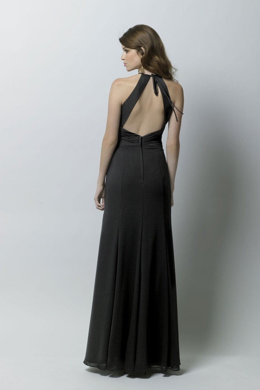 Wtoo Style 283 by Watters Bridesmaid Dress - Crinkle Chiffon