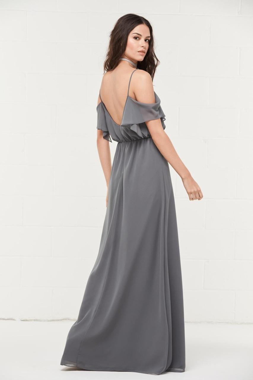 Wtoo Style 402 by Watters Bridesmaid Dress - Inna Chiffon