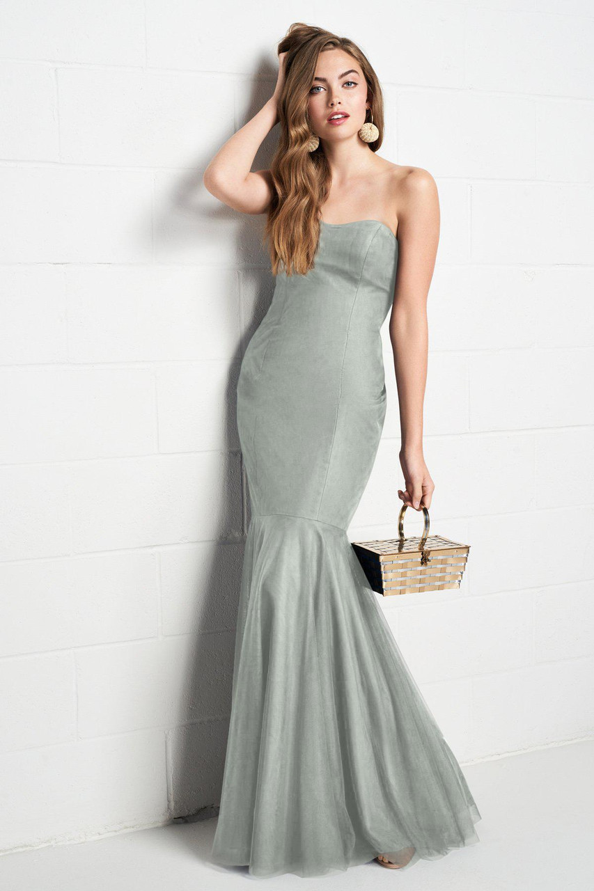 Wtoo Style 538 by Watters Bridesmaid Dress - Bobbinet Tulle
