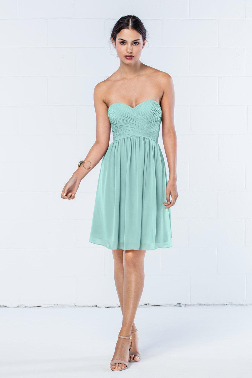 Wtoo Style 904K by Watters Bridesmaid Dress - Poly Lining